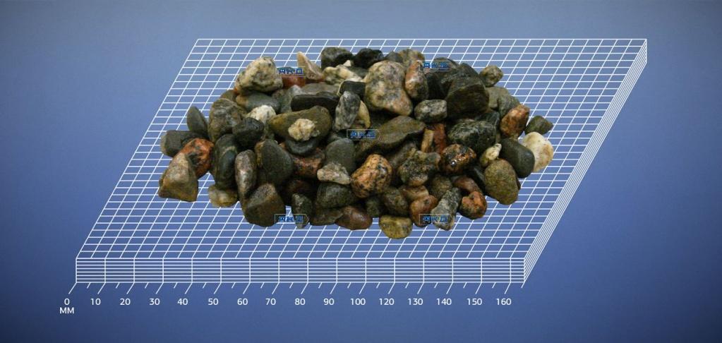 Гравий и песок для водоочистки